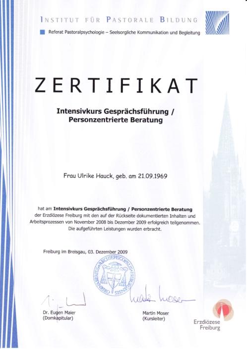 Zertifikat_Gespraechsfuehrung_Ulrike_Hauck